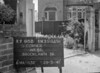 SJ849198B, Ordnance Survey Revision Point photograph in Greater Manchester