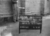 SJ849279B, Ordnance Survey Revision Point photograph in Greater Manchester