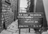 SJ859124B, Ordnance Survey Revision Point photograph in Greater Manchester
