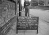 SJ849289A, Ordnance Survey Revision Point photograph in Greater Manchester