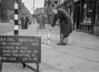 SJ849105C, Ordnance Survey Revision Point photograph in Greater Manchester