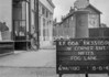 SJ859166A1, Ordnance Survey Revision Point photograph in Greater Manchester