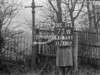 SJ869173W, Ordnance Survey Revision Point photograph in Greater Manchester
