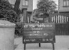 SJ859173A, Ordnance Survey Revision Point photograph in Greater Manchester