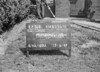 SJ869136B, Ordnance Survey Revision Point photograph in Greater Manchester
