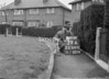 SJ849239A2, Ordnance Survey Revision Point photograph in Greater Manchester