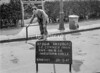 SJ869286A, Ordnance Survey Revision Point photograph in Greater Manchester