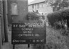 SJ859134B, Ordnance Survey Revision Point photograph in Greater Manchester