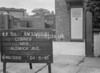 SJ859131L, Ordnance Survey Revision Point photograph in Greater Manchester