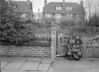 SJ859109A, Ordnance Survey Revision Point photograph in Greater Manchester