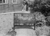 SJ869137B, Ordnance Survey Revision Point photograph in Greater Manchester