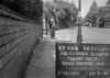 SJ849169B, Ordnance Survey Revision Point photograph in Greater Manchester