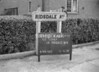 SJ849248C, Ordnance Survey Revision Point photograph in Greater Manchester