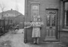 SJ859151A, Ordnance Survey Revision Point photograph in Greater Manchester