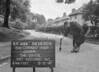 SJ859144A, Ordnance Survey Revision Point photograph in Greater Manchester