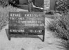 SJ869168L, Ordnance Survey Revision Point photograph in Greater Manchester