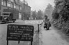 SJ869276A, Ordnance Survey Revision Point photograph in Greater Manchester