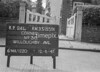 SJ859124L, Ordnance Survey Revision Point photograph in Greater Manchester