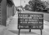 SJ849164B, Ordnance Survey Revision Point photograph in Greater Manchester