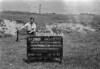 SJ879223L, Ordnance Survey Revision Point photograph in Greater Manchester