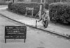 SJ879216S, Ordnance Survey Revision Point photograph in Greater Manchester