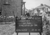 SJ859120L, Ordnance Survey Revision Point photograph in Greater Manchester