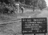 SJ849101C, Ordnance Survey Revision Point photograph in Greater Manchester