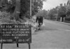 SJ879135A, Ordnance Survey Revision Point photograph in Greater Manchester