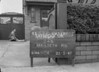 SJ869259K, Ordnance Survey Revision Point photograph in Greater Manchester