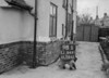 SJ849198S, Ordnance Survey Revision Point photograph in Greater Manchester