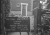 SJ859156A, Ordnance Survey Revision Point photograph in Greater Manchester
