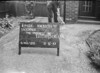 SJ859203K, Ordnance Survey Revision Point photograph in Greater Manchester