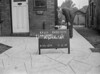 SJ859265A, Ordnance Survey Revision Point photograph in Greater Manchester