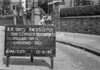 SJ879196B, Ordnance Survey Revision Point photograph in Greater Manchester