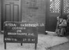 SJ869259A, Ordnance Survey Revision Point photograph in Greater Manchester