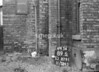 SJ879189S, Ordnance Survey Revision Point photograph in Greater Manchester