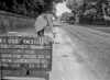 SJ849125B, Ordnance Survey Revision Point photograph in Greater Manchester