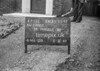 SJ859203L, Ordnance Survey Revision Point photograph in Greater Manchester