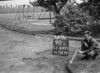 SJ849190L, Ordnance Survey Revision Point photograph in Greater Manchester