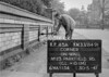 SJ849145A, Ordnance Survey Revision Point photograph in Greater Manchester