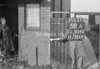 SJ859258A, Ordnance Survey Revision Point photograph in Greater Manchester