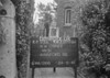 SJ859293A, Ordnance Survey Revision Point photograph in Greater Manchester