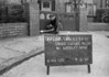 SJ849283B, Ordnance Survey Revision Point photograph in Greater Manchester
