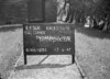 SJ869136A, Ordnance Survey Revision Point photograph in Greater Manchester