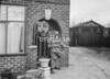 SJ859137K, Ordnance Survey Revision Point photograph in Greater Manchester
