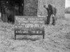 SJ869185A, Ordnance Survey Revision Point photograph in Greater Manchester