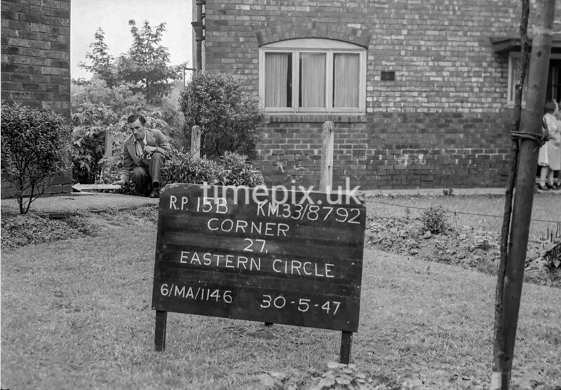 SJ879215B, Ordnance Survey Revision Point photograph in Greater Manchester