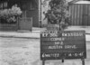 SJ859136L, Ordnance Survey Revision Point photograph in Greater Manchester