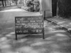 SJ869161B, Ordnance Survey Revision Point photograph in Greater Manchester