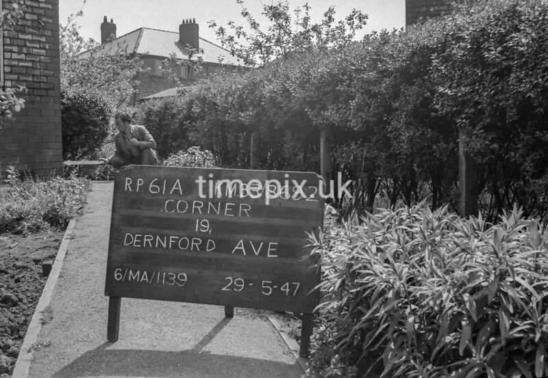 SJ869261A, Ordnance Survey Revision Point photograph in Greater Manchester